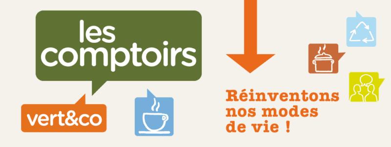 Programme Les Comptoirs Vert&Co Lans en Vercors Transition écologique